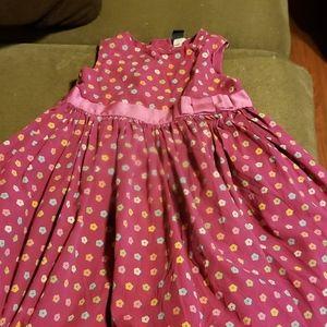 Girls little girl dress